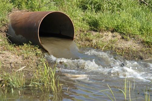 Agua tratada con ozono