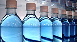 Ozonización de agua