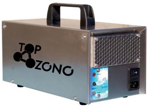 Máquina de ozono multifunción P500V
