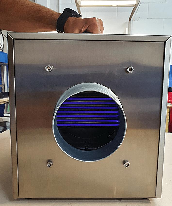 Máquina de ozono P16000T