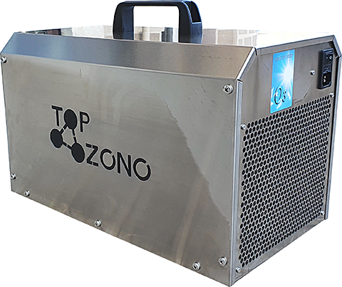 Máquina de ozono P8000T