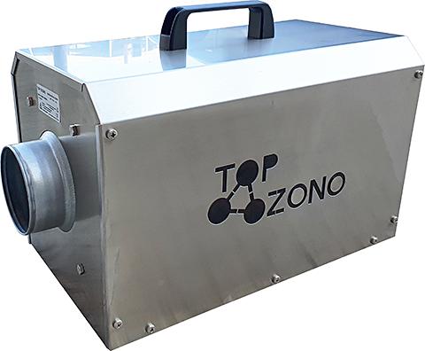 Fábrica de generadores de ozono