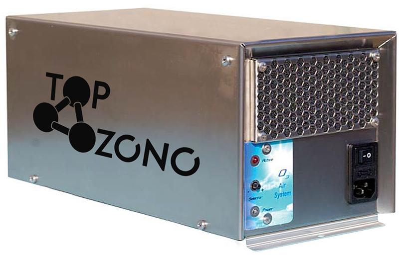 Máquina de ozono comercial GO-500-AC