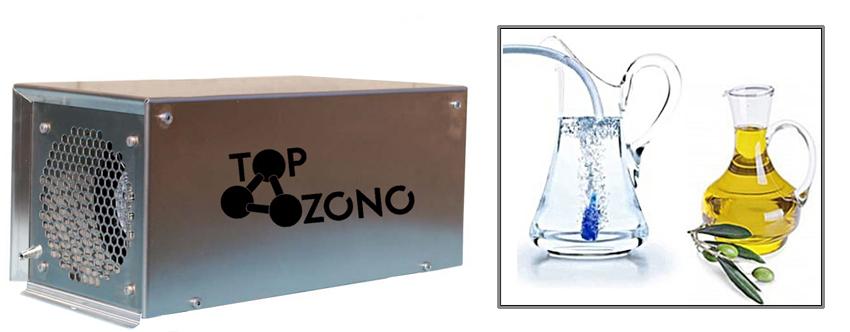 Generador de ozono comercial GO500-AC