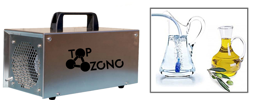 Ozonizador multifunción P500-AC