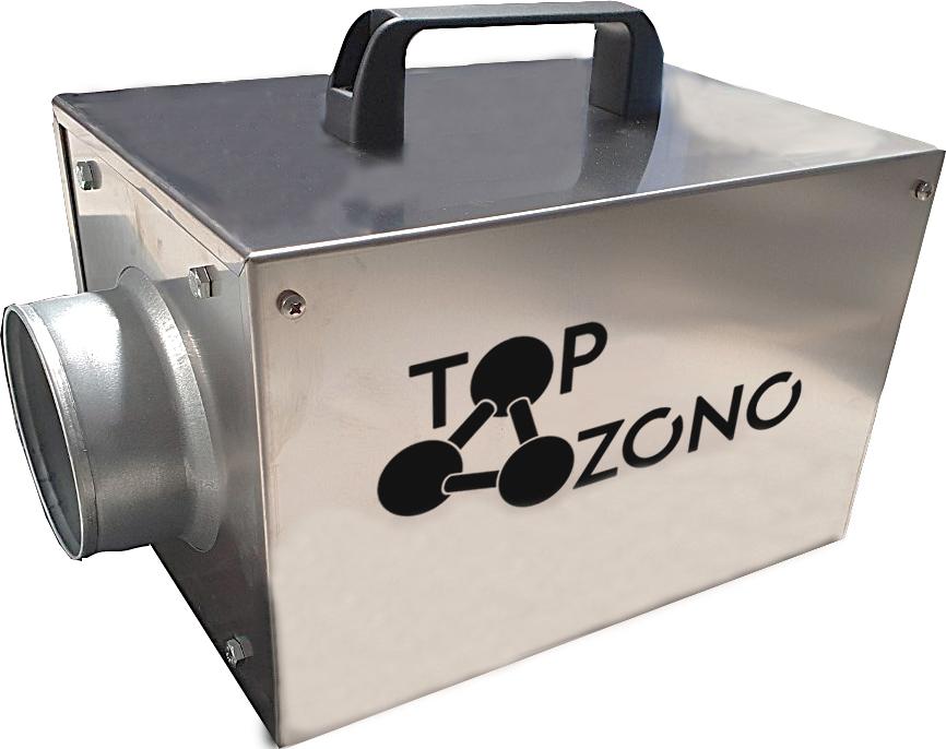 Maquina de Ozono P4000v