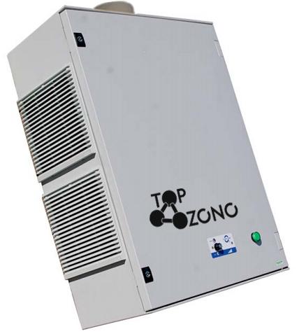 Venta de ozonizadores semindustriales de conducto